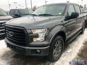 "2016 Ford F-150 4x4 SuperCrew 145"" XLT"