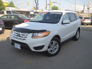 2010 HYUNDAI SANTA FE GLS | 6speed Manual • Loaded