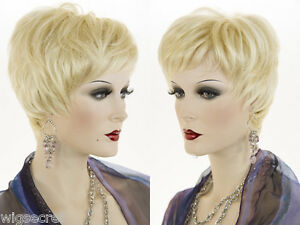 Short-Chic-Straight-Blonde-Brunette-Red-Wavy-hand-Tied-Monofilament-Top-Wigs