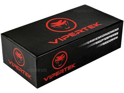 Купить VIPERTEK BLACK VTS-979 - 23 BV Rechargeable LED Police Stun Gun + Taser Case