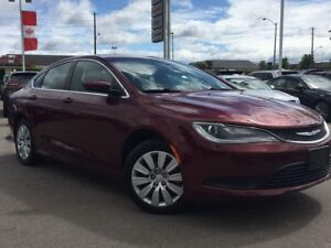 2016 Chrysler 200 LX PLEASE CALL US FOR MORE INFORMATION!