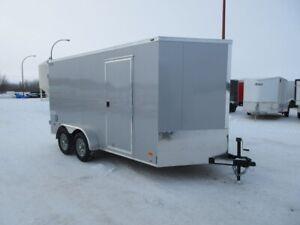 2019 Bravo  SC714TA Enclosed Cargo Trailer