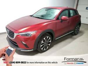 2018 Mazda CX-3 GT |Tech|Courtesy Blowout|Save|Loaded