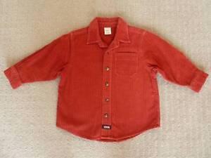 NEXT: Boys cotton shirt. Dark Red. 2yrs. Excellent condn. Claremont Nedlands Area Preview