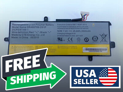 Acer CTL Chromebook J4 / J4+ Genuine Battery SR466789-2S1P