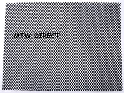R&G black Radiator Guard Universal Mesh SINGLE SHEET