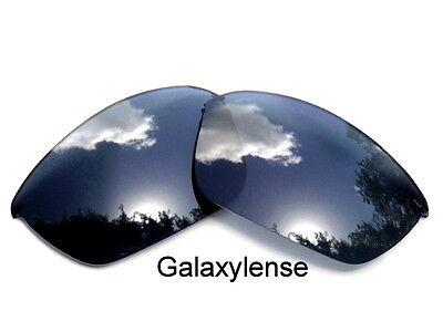 Galaxy Replacement Lenses For Oakley Half Jacket 2.0 Sunglasses Black (Half Jacket Lenses)