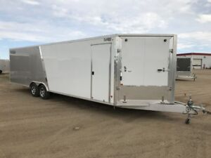 2018 High Country HCH 8.5X28 AS Enclosed Snowmobile Trailer