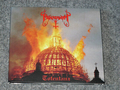 BLACKDEATH - Totentanz - DIGICD 2016 (Heidens Hart & Hammer Of Damnation)