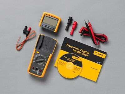 Fluke 233 Remote Display Multimeter With Detachable Display New In The Box