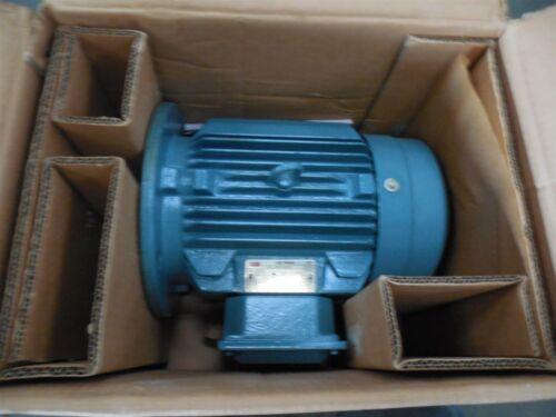 NEW ABB Motors M2BA100L4B 3/3.45 kW Electric Motor 3GBA102520-BSA