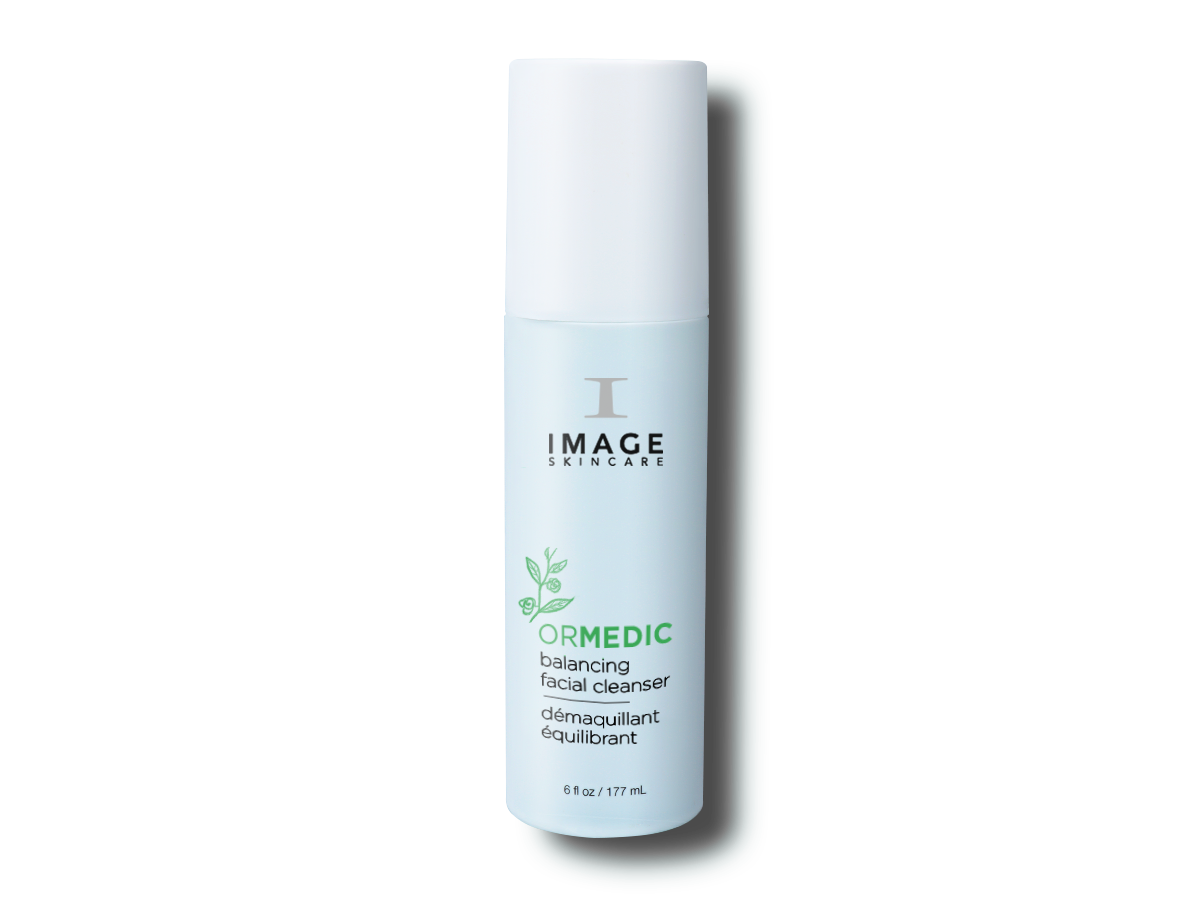 Image Skincare Ormedic Balancing Facial Cleanser, 6 Ounce