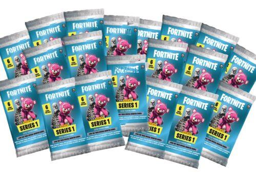 2019 Panini Fortnite Series 1 Trading Cards, 100-Pack Bundle (6 Cards per pack)