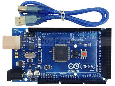 Atmega16u2 Board For Arduino Mega 2560 R3 Board 2012 Kit Wfree Usb Cable