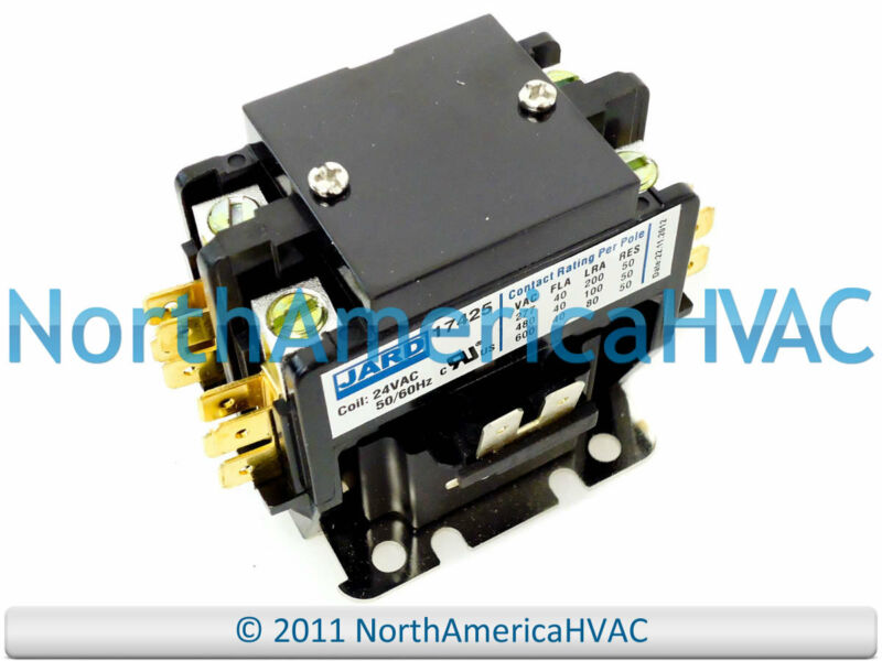 Intertherm Nordyne Miller 24v Contactor Relay 621651