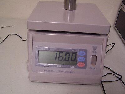Rice Lake Digi Ds-671 Portable Digital Weighing Scaledual Display 3 X0.001 Lb