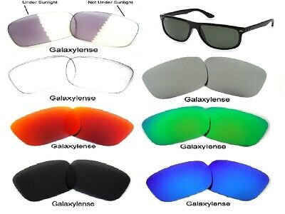 Galaxy Replacement Lenses For Ray Ban RB4147 60 MM Sunglasses Multi-Color (Replacement Lens For Ray Ban Sunglasses)