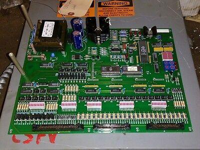 Unipress Csfv Shirt Unit Computer Board