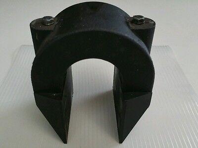 Huge Alnico Horseshoe Magnet Pre   Neodymium Varian Magnetron Assembly