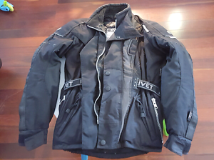 EVOLUTION PRO MOTORCYCLE JACKET (SIZE SMALL) Hazelbrook Blue Mountains Preview
