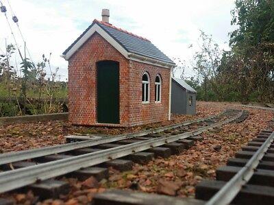 Railway buildings g scale