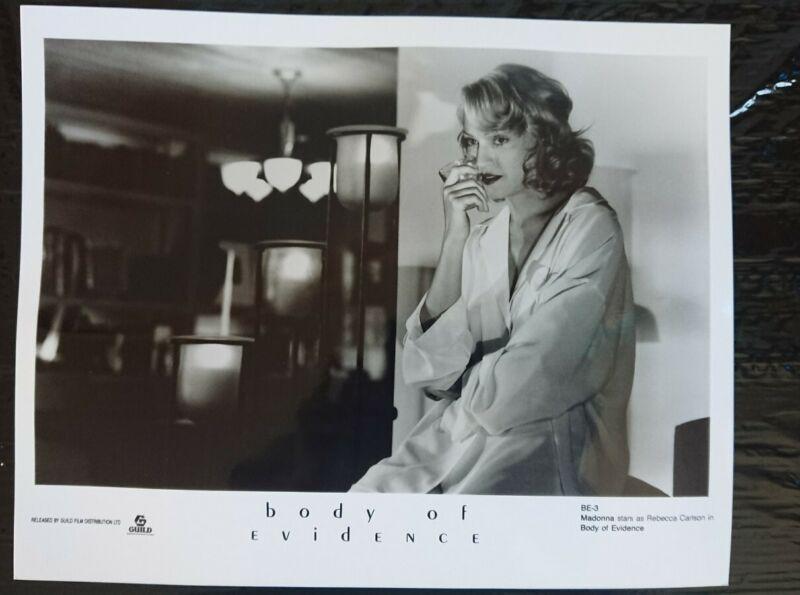 "1992 Press Photo  Madonna in ""Body of Evidence"" Movie - 10x8"