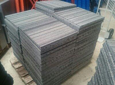 Home office Carpet Tiles Milliken.  1 pallets available, 400 tiles Each pallet