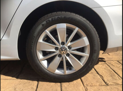 "Volkswagen Alloy Wheels 16"" & Tyres Terrigal Gosford Area Preview"