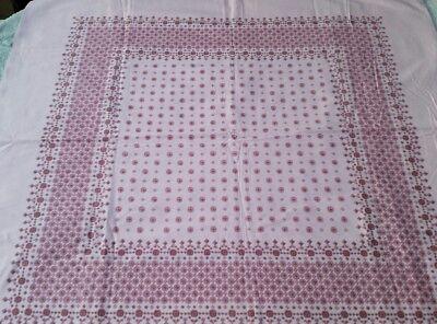 Baumwolle Kissen Panel (Kissenpanel, Baumwollstoff , Vorderseite 80 x 80 cm & Rückseite 80 x 80 cm)