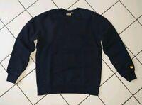 ❤ wie neu! Carhartt Pullover Sweater dunkelblau Gr.s Dresden - Blasewitz Vorschau