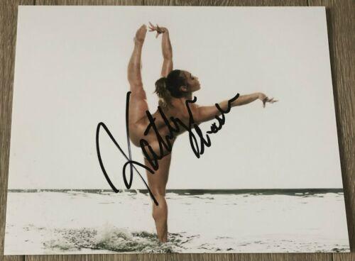 KATELYN OHASHI SIGNED AUTOGRAPH ESPN THE BODY USA GYMNASTICS 8x10 PHOTO w/PROOF