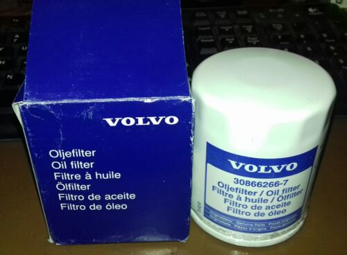 new genuine Volvo oil filter part number 30866266 S40 V40 1.8 PETROL 1998 - 2004