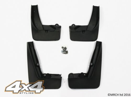 For BMW X1 E84 2009 - 2015 Mud Flaps Guards Set (4 pieces)