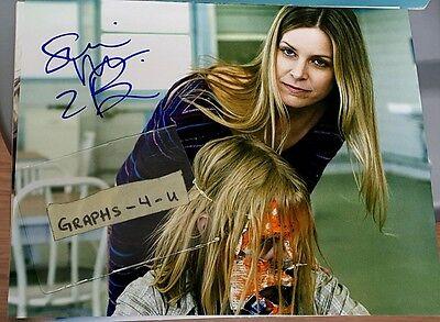 Music Halloween Photos (Sheri Moon Zombie Signed Rob Zombie Autograph Halloween)