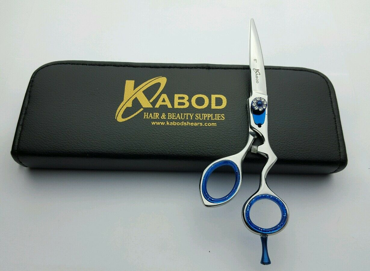 Professional Hair Cutting Japanese Scissors Barber Stylis...