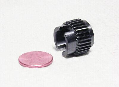 Emco Unimat 3 Mini Lathe Vertical Fine Feed Splined Shaft - A3y110030