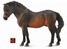 DARTMOOR PONY BAY - Horse Toy Model by CollectA 88604 - New with Tag