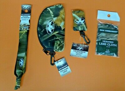 DUCK COMMANDER REALTREE SOFT CASE SUNGLASS KIT (Duck Commander Sunglasses)