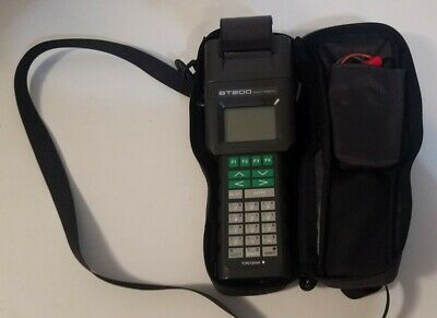 Working Yokogawa Controller Bt200 Brain Terminal Communicator Meter Transmitter