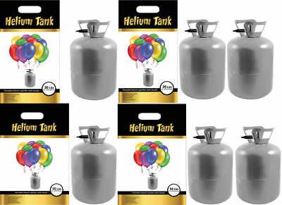 Ballongas für Luftballons Ballons Folienballons Gas Party (Gas Für Ballons Party)