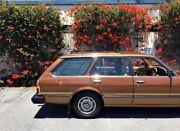 1983 Toyota Corona RARE WAGON 5sp Mermaid Beach Gold Coast City Preview
