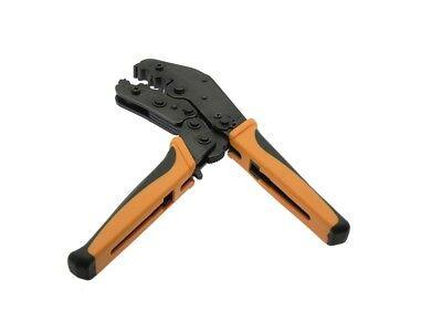 Crimping Tool Ratchet Crimper Rg6 Rg59 F Bnc Sma Connector 1.72mm 6.50mm 7.49mm