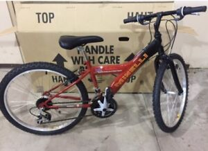 Kids mountain bike. Brand new. Minelli. Tim Hortons. $250
