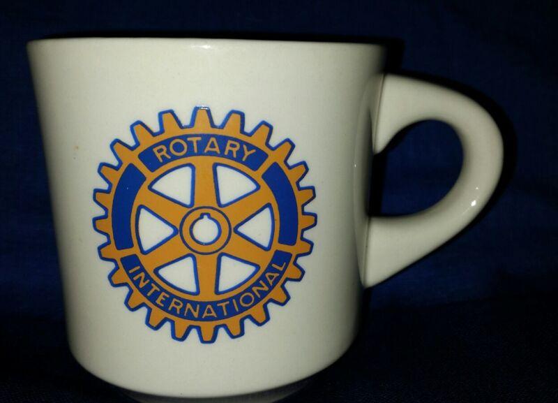 Super ROTARY INTERNATIONAL Logo Coffee Tea