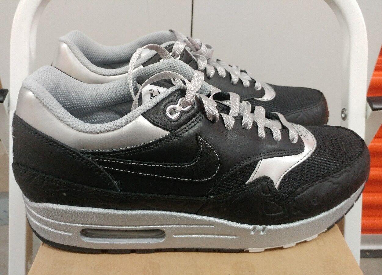 nieuw Details about Nike Air Max 1 Size 9.5 Apollo Lunar