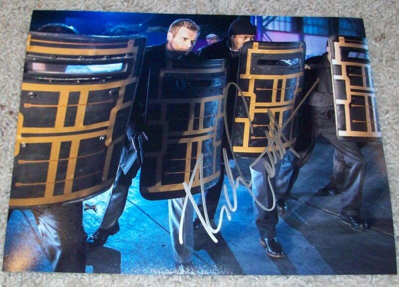 RICK COSNETT SIGNED AUTOGRAPH THE FLASH 8x10 PHOTO G w/EXACT VIDEO PROOF
