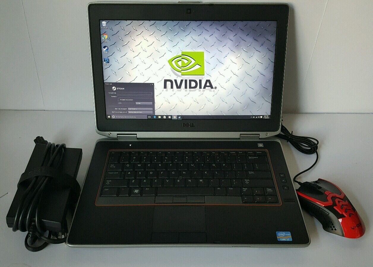 Laptop - Dell Gaming Laptop Intel Core i5 3.2 Turbo Nvidia dedicated graphics Windows 10!