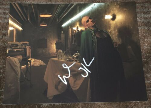 DENIS O'HARE SIGNED AUTOGRAPH AMERICAN HORROR STORY 8x10 PHOTO E w/PROOF