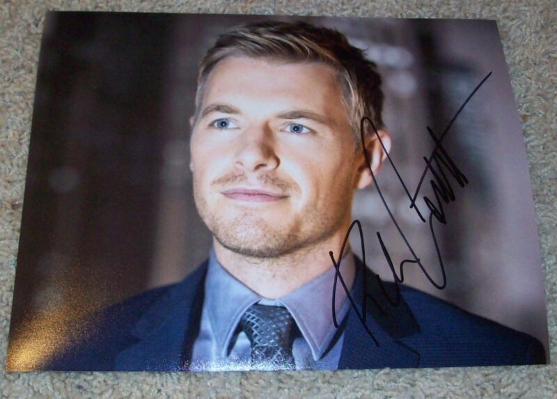 RICK COSNETT SIGNED AUTOGRAPH THE FLASH 8x10 PHOTO D w/EXACT VIDEO PROOF