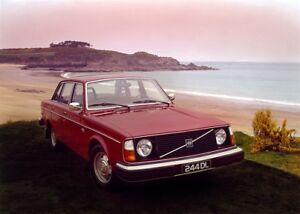 Wanted: Volvo 240